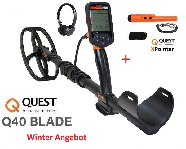 Quest Q40 Blade + Xpointer Orange