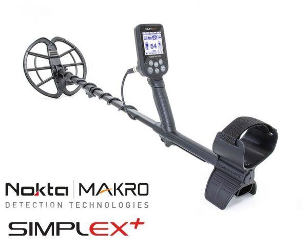 Nokta/Makro Simplex + Metaldetektor