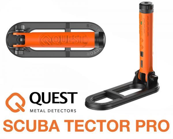 Quest Scuba Tector Pro Detektormarkt.de