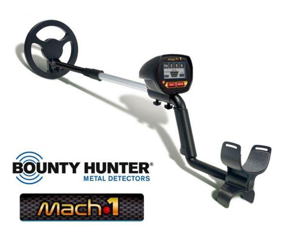 Bounty Hunter Mach-1 Kinder Metalldetektor bei Detektormarkt