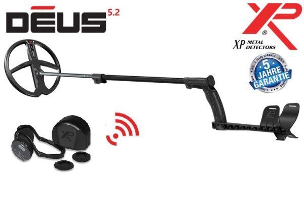 XP Deus 28 WS4