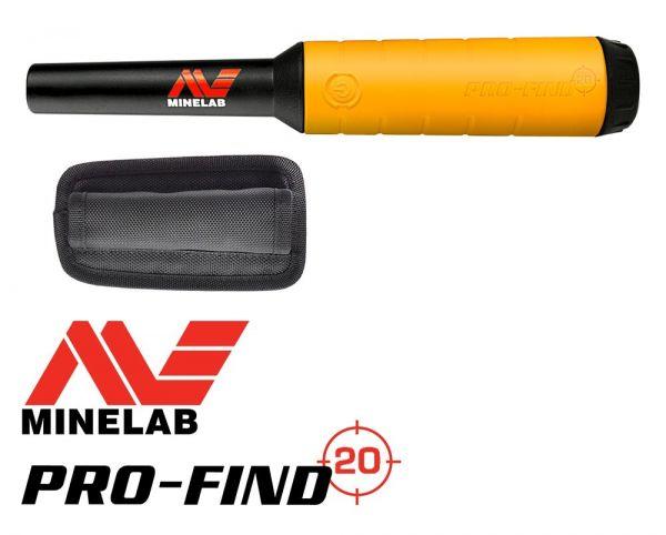 Minelab Pro-Find 20 Pinpointer