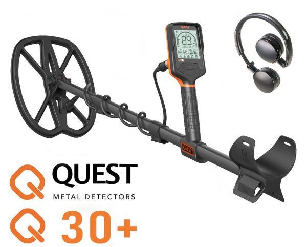 Quest Q30+ bei Detektormarkt