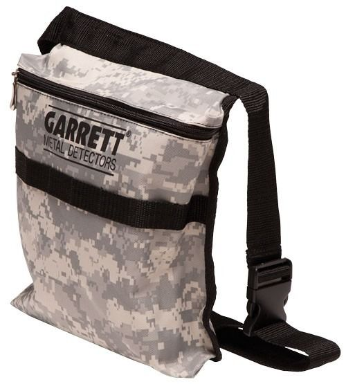 Garrett Camo Diggers Pouch - Camouflage Fundtasche