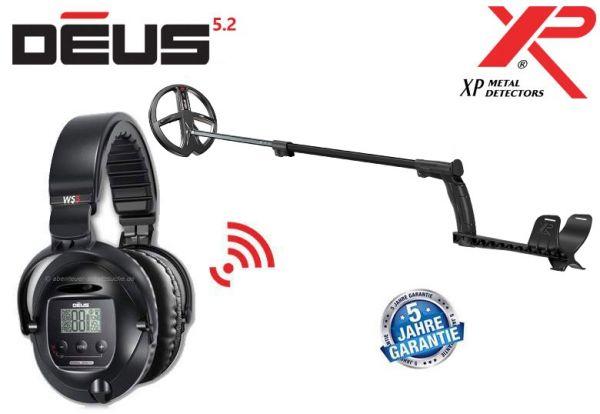 XP Deus 22 WS-5