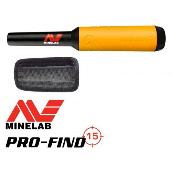 Minelab PRO-FIND 15