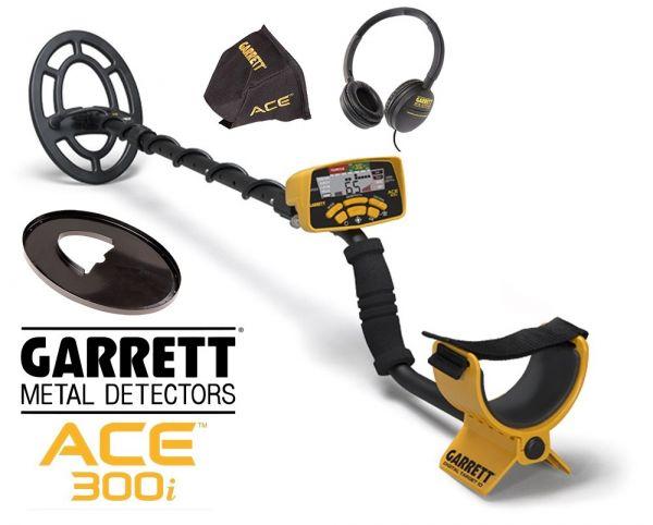 Garrett Ace 300i www.detektormarkt.de