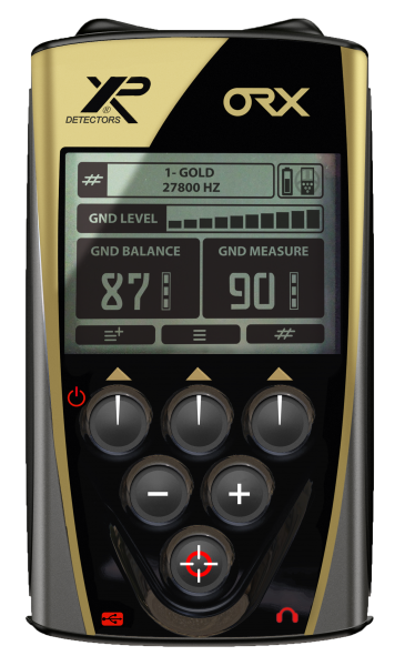 XP Orx Fernbedienung Remotecontroll bei Detektormarkt