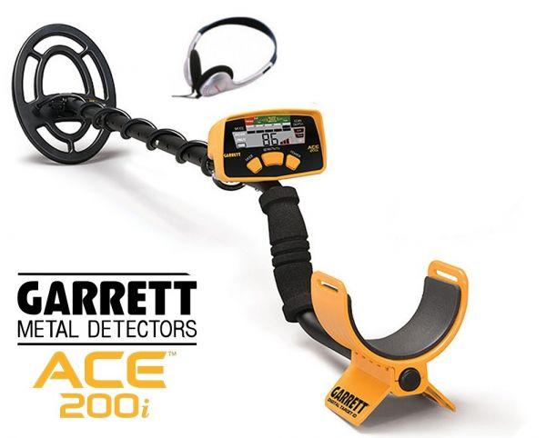Garrett Ace 200i Special