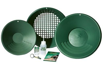 Garrett Gold Pan Kit Set