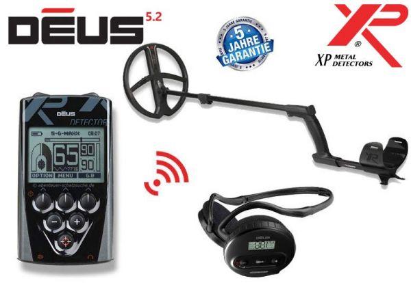 XP Deus X35 28 WS-4