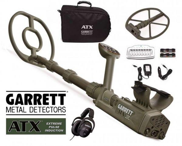 Garrett ATX Tiefensucher Komplett-Set
