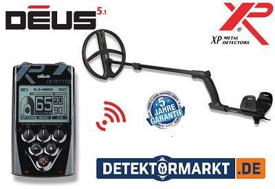 XP DEUS X35 28 RC V5.2 + Pinpointer MI-6