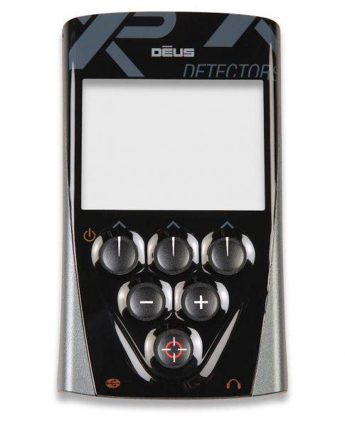 XP Deus Fernsteuerung Oberteil mit Tastatur