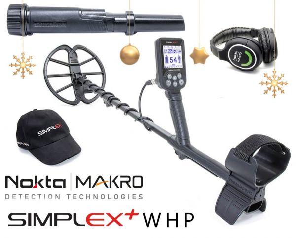 Nokta/Makro Simplex + WHP + Pulsedive Pinpointer