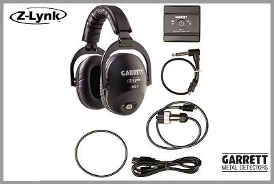 Garrett Z-Lynk Wireless Kit