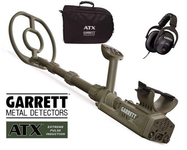 Garrett ATX Profi Metalldetektor