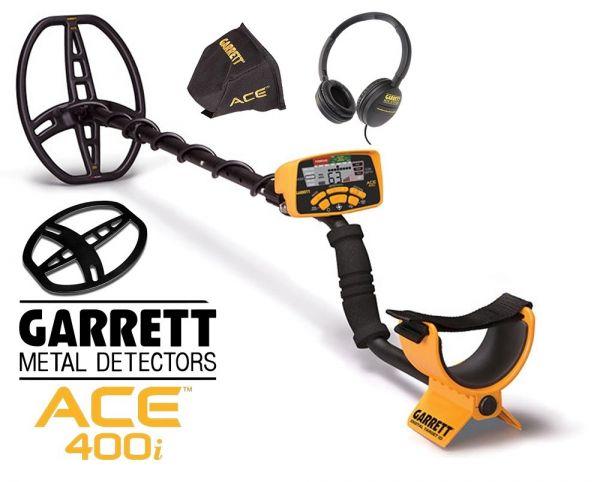 Garrett Ace 400i Detektormarkt