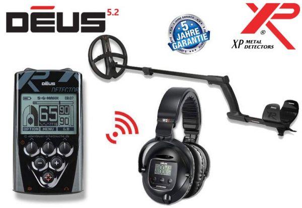 XP Deus X35 22 WS-5