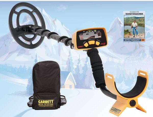 Garrett Ace 150 Metalldetektor Winterspecial