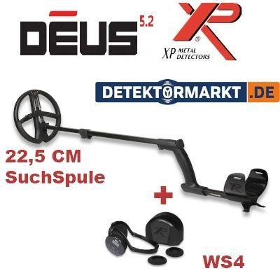 XP DEUS 22 WS4
