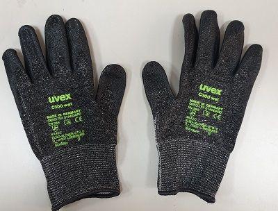 Schnittschutzhandschuhe Uvex C300 Größe 9