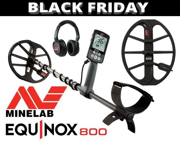 "Minelab Equinox 800 + 15x12"" Suchspule Set Preis"
