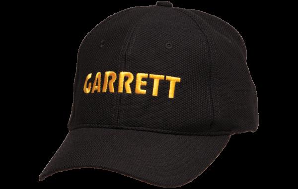 Garrett Cap Schwarz-gelb