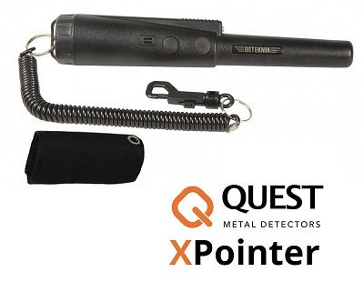 Quest X-Pointer Schwarz