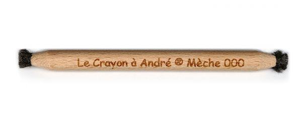 Le Crayon a Andre Renigungs Bürste