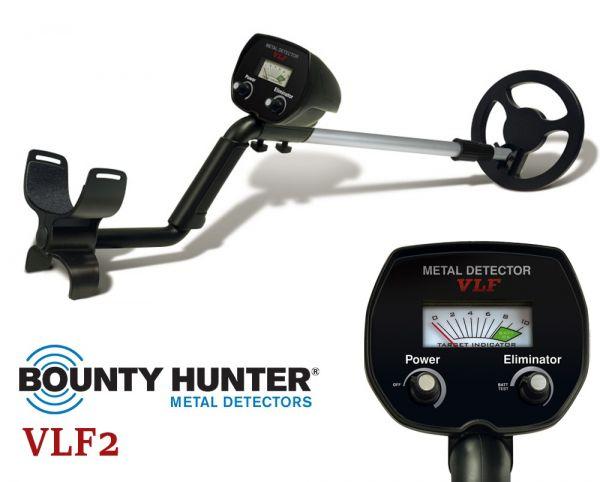 Bouty Hunter VLF 2 bei Detektormarkt