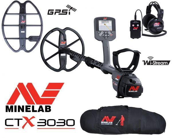 Minelab CTX3030 bei Detektormarkt