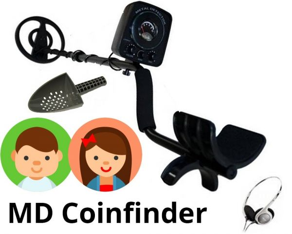 MD Coinfinder