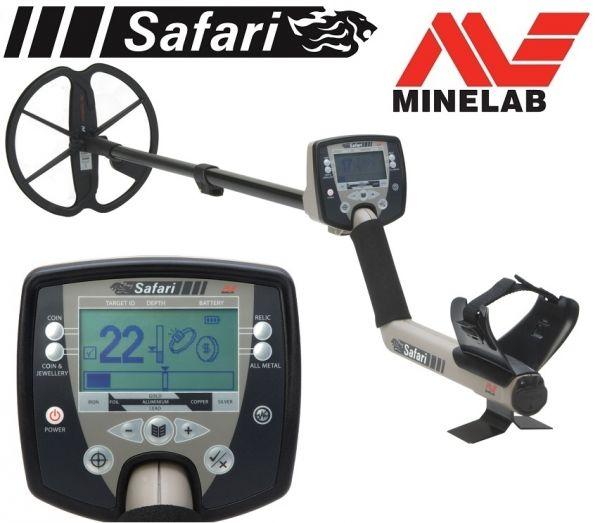 Minelab Safari Universal