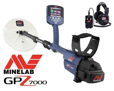 Minelab GPZ7000 Universal
