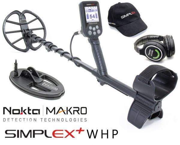 Nokta/Makro Simplex + WHP & SP 24