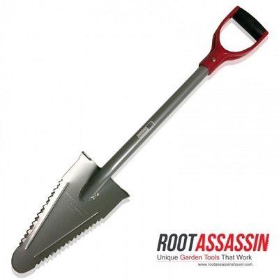 Root Assassin Edelstahl-Schaufel M 6