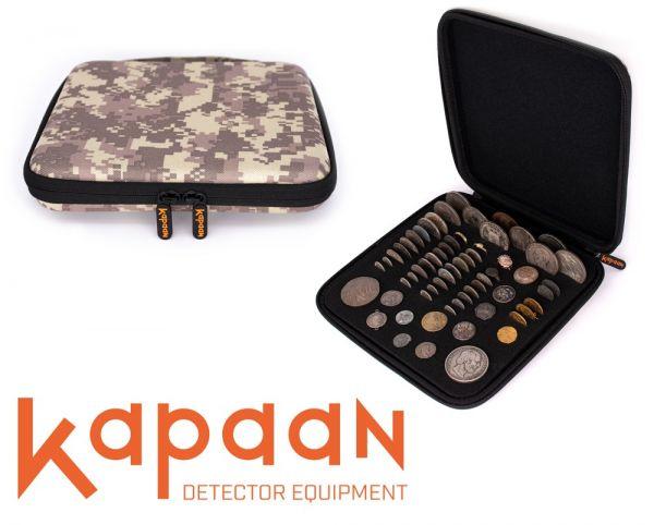 Kapaan Aufbewahrungsbox für Münzen / Ringe bei Detektormarkt