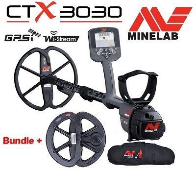 Minelab CTX3030 Pack