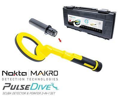 Nokta/Makro Pulse Dive Gelb