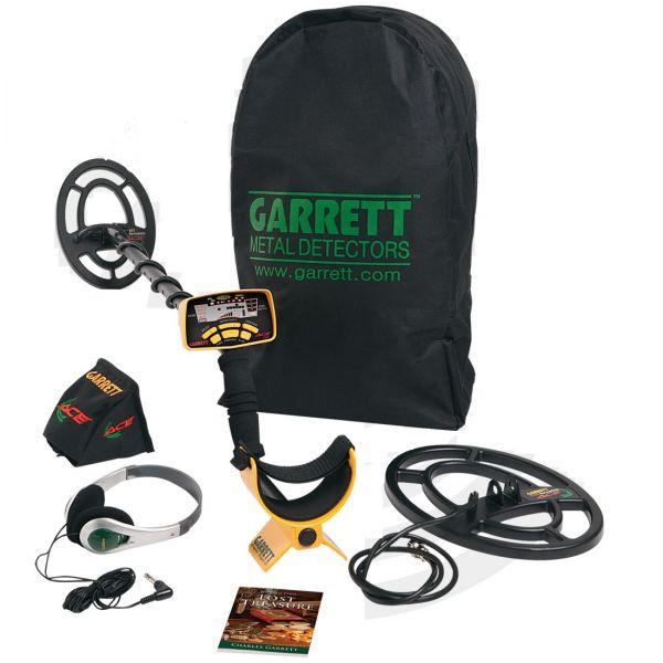 Garrett ACE 250 | Deluxe Sports Pack