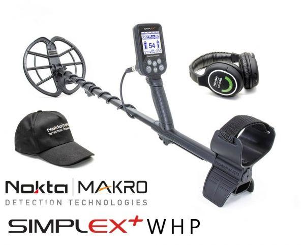 Nokta/Makro Simplex + WHP