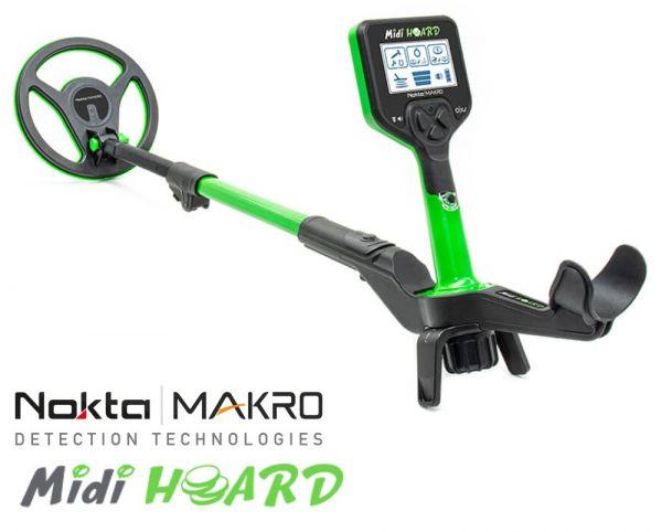 Nokta/Makro Midi Hoard Kinder Detektor wasserdicht