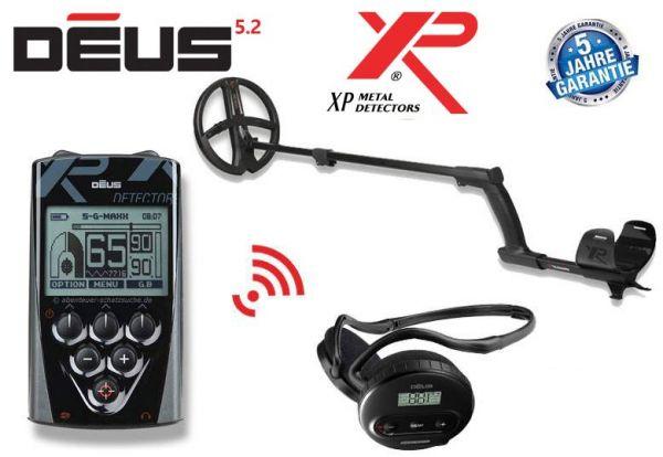 XP Deus X35 22 WS-4