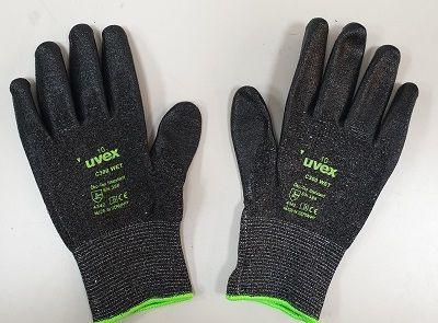 Schnittschutzhandschuhe Uvex C300 Größe 10