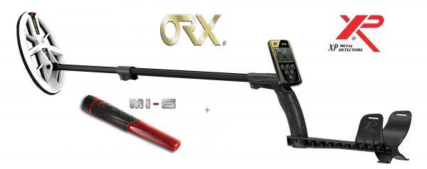 XP ORX 24x13 ELL + MI-6 Pinpointer Angebot