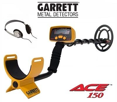 Garrett Ace 150 Metalldetektor bei Detektormarkt