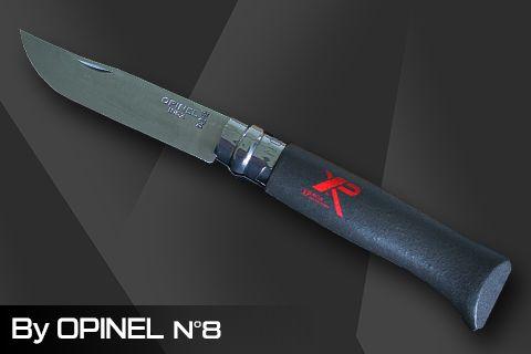 XP Opinel Messer mit Feststellring