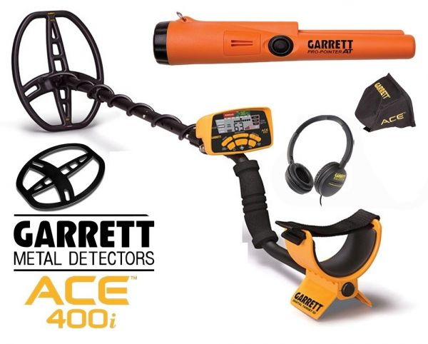 Garrett Ace 400i + Propointer AT Angebot